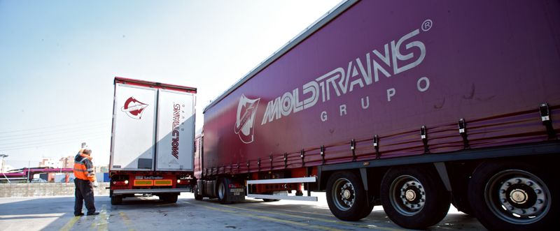 El Grupo Moldtrans apuesta por Alemania para potenciar sus servicios de transporte