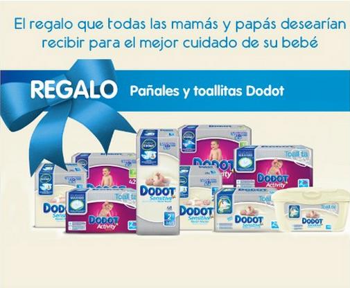 Bebitus.com presenta los Packs Dodot Primeros Meses para ahorrar en pañales y toallitas
