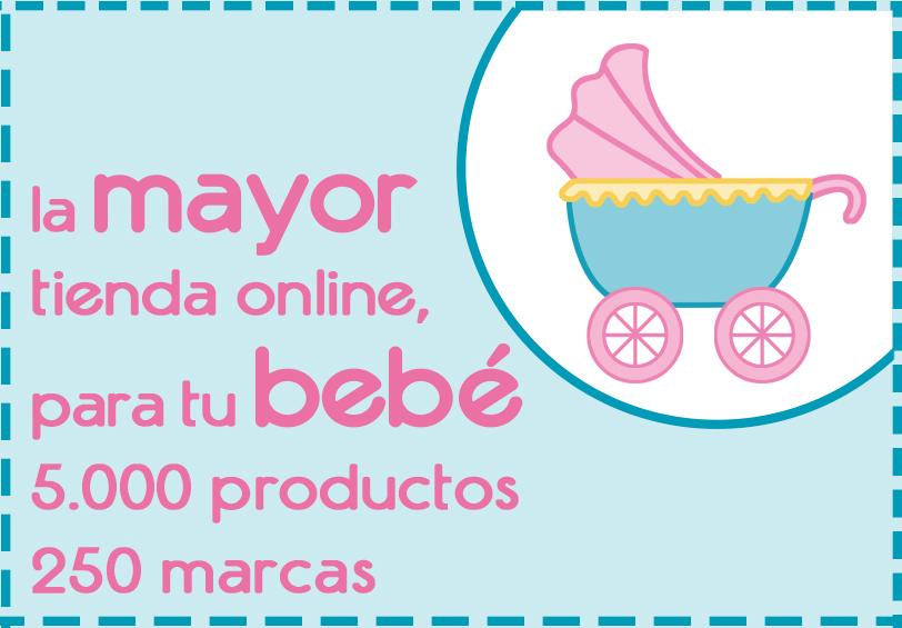 Ya puedes comprar en Bebitus y recibir tu pedido en Canarias, Ceuta, Melilla, Portugal y Andorra