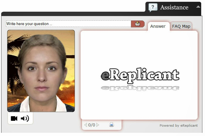 Crea tu propio avatar gratis con eReplicant para mejorar la atención al cliente y las ventas en tu web