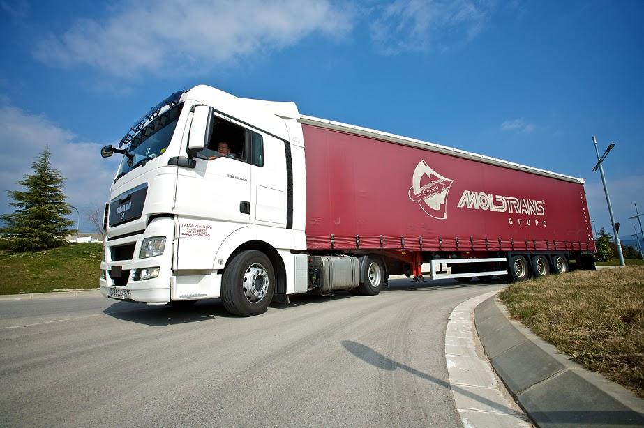 El Grupo Moldtrans pone en marcha un nuevo servicio de transporte terrestre diario con Alemania
