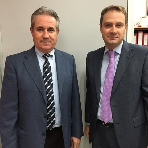 El Grupo Moldtrans renueva la Dirección de su delegación en Madrid