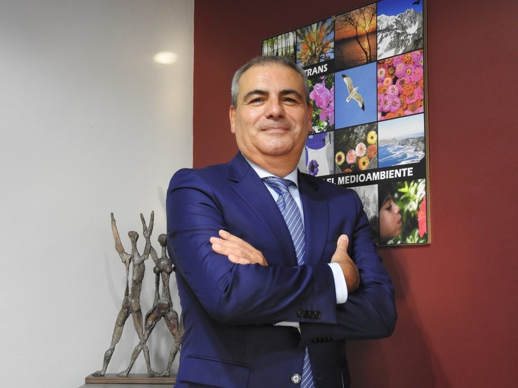 El Grupo Moldtrans refuerza su división logística en Levante