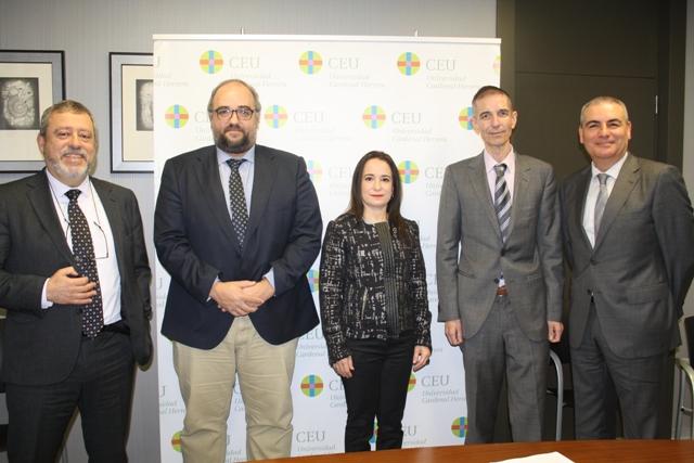 El Grupo Moldtrans y la Universidad CEU Cardenal Herrera colaboran en la formación sobre transporte y logística