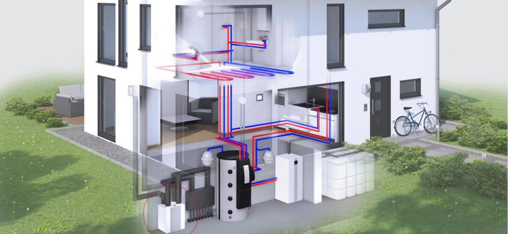 Los sistemas de ventilación Confort CWL de Wolf ahorran calefacción y mejoran la calidad del aire
