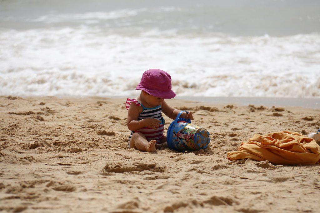 Las ventas de protección solar para niños crecen un 27 %