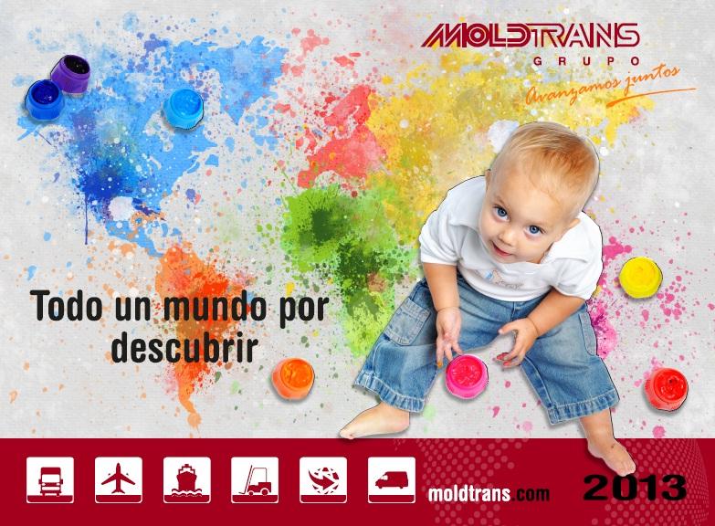 Las oportunidades que ofrece la exportación centran la Campaña de Comunicación 2013 del Grupo Moldtrans