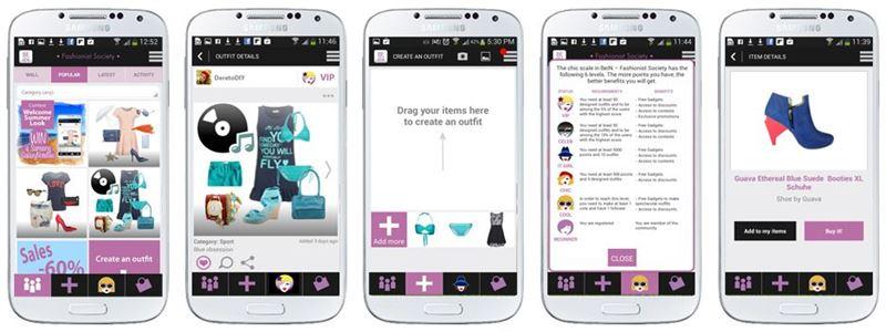 Crea tu propio look con BeIN App, ¡la aplicación de moda que está de moda!