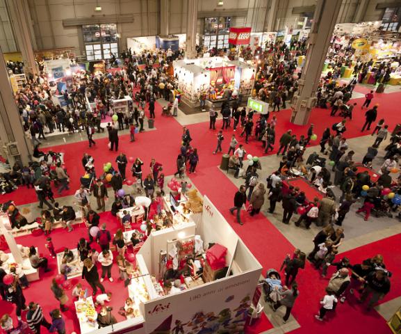 La División de Ferias del Grupo Moldtrans crece un 35 % en 2015