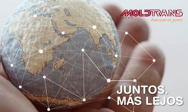 """""""Juntos. Más lejos"""", eslogan de la nueva campaña de comunicación del Grupo Moldtrans"""