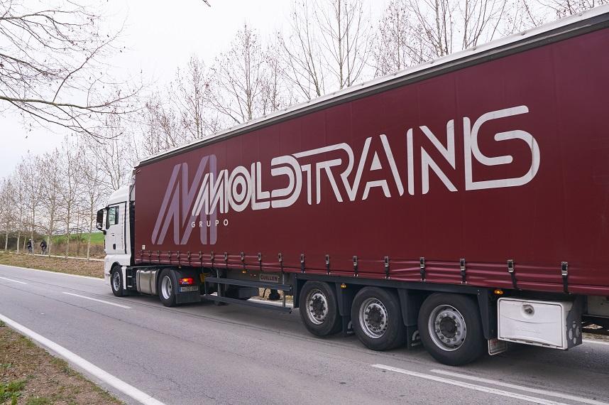 El Grupo Moldtrans presenta su nuevo servicio de grupaje JIT Francia con plazos de entrega garantizados