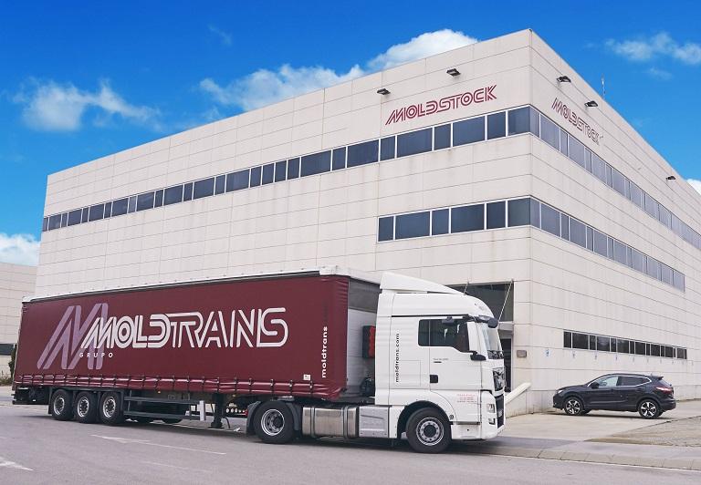 MOLDSTOCK Logística suma 5.000 m2 y el equipamiento más avanzado a su oferta logística en Barcelona