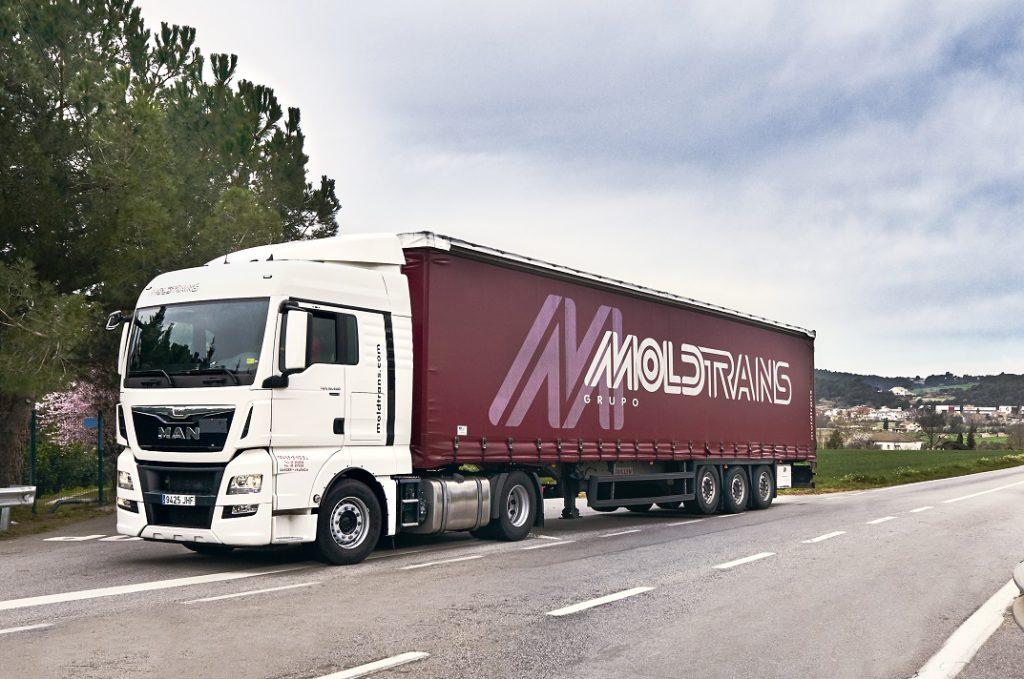 La división de transporte terrestre internacional del Grupo Moldtrans aumenta su cifra de facturación en 2016