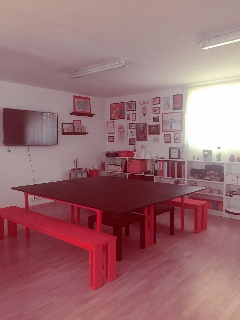 Petit Atelier escuela de cine y artes visuales para niños en Barcelona