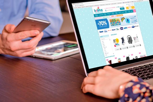 """Los papás y mamás """"millennials"""" disparan las compras online de productos para bebés"""