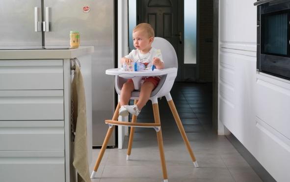 Juego de tronas: el diseño y la funcionalidad se imponen a las tronas más clásicas