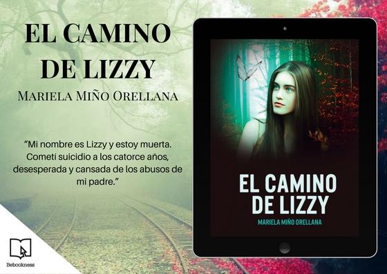 """""""El camino de Lizzy"""", la nueva novela de Mariela Miño contra la violencia de género"""