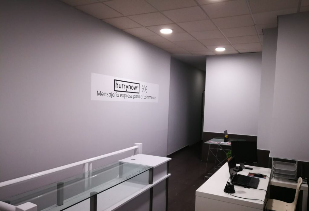 Hurrynow abre una oficina en Madrid para entregar pedidos online en menos de 2 horas
