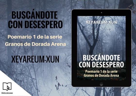 """Ya disponible """"Buscándote con desespero"""", el nuevo poemario del español Manuel Rodríguez"""