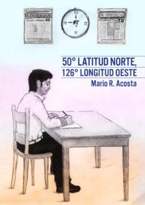 Portada novela 50º latitud norte