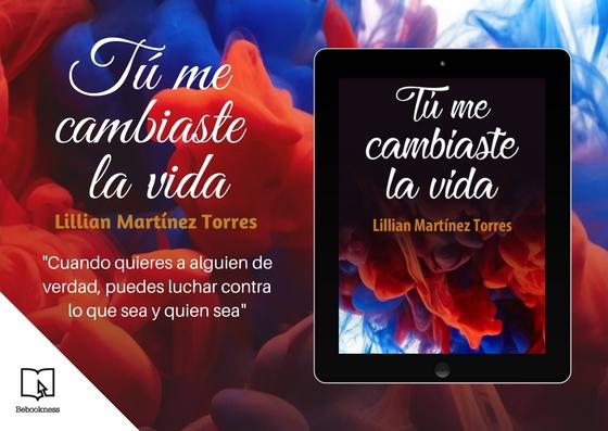 """La novela romántica que te hará soñar: """"Tú me cambiaste la vida"""""""