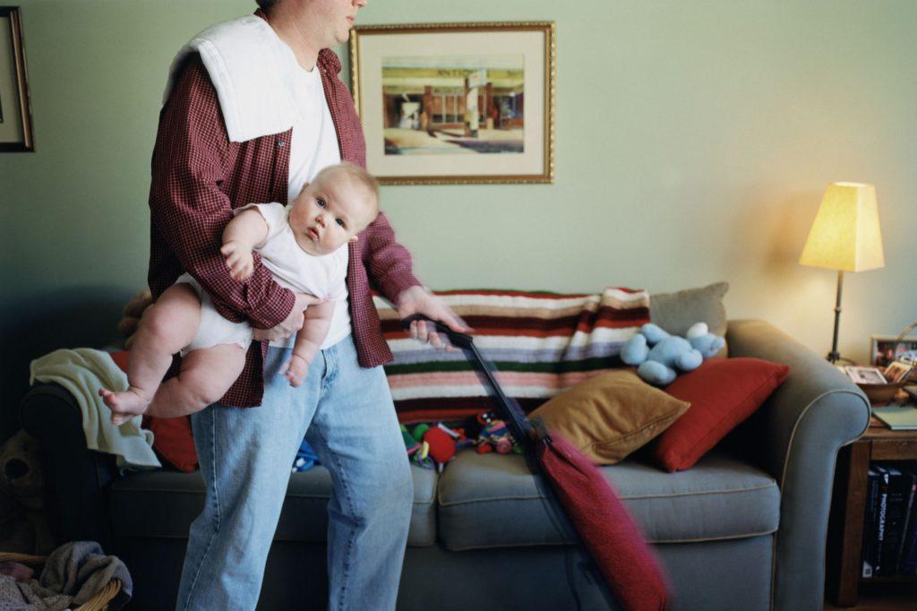 Los papás solo hacen el 7 % de las compras online de productos para bebés