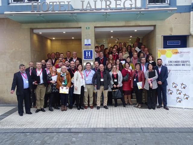 El Grupo Moldtrans diseña su estrategia de ventas en la 7.ª Convención Comercial