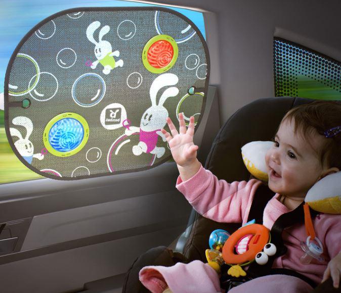 Cómo viajar con bebés de forma segura esta Semana Santa