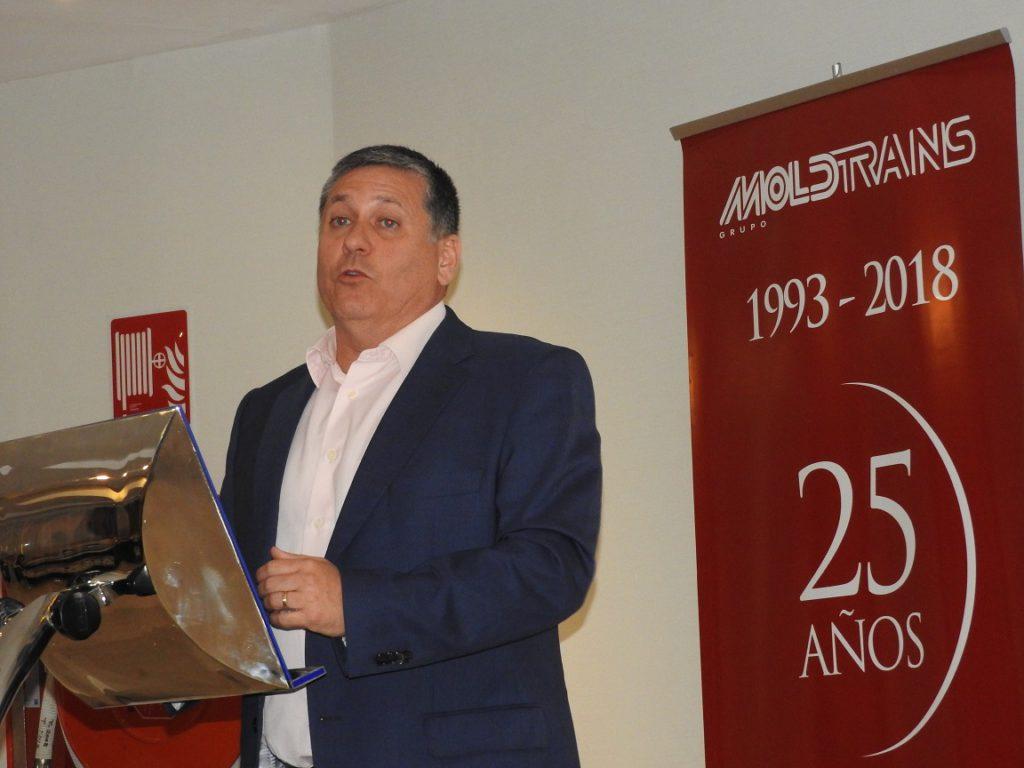 La delegación del Grupo Moldtrans en Alicante celebra su 25 aniversario