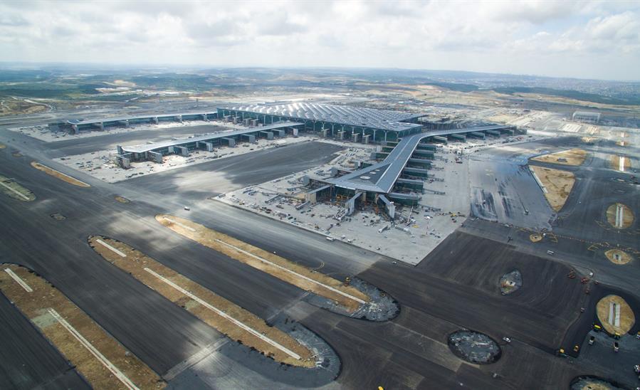 El Grupo Moldtrans se adjudica un gran contrato de transporte terrestre para la construcción del nuevo aeropuerto de Estambul