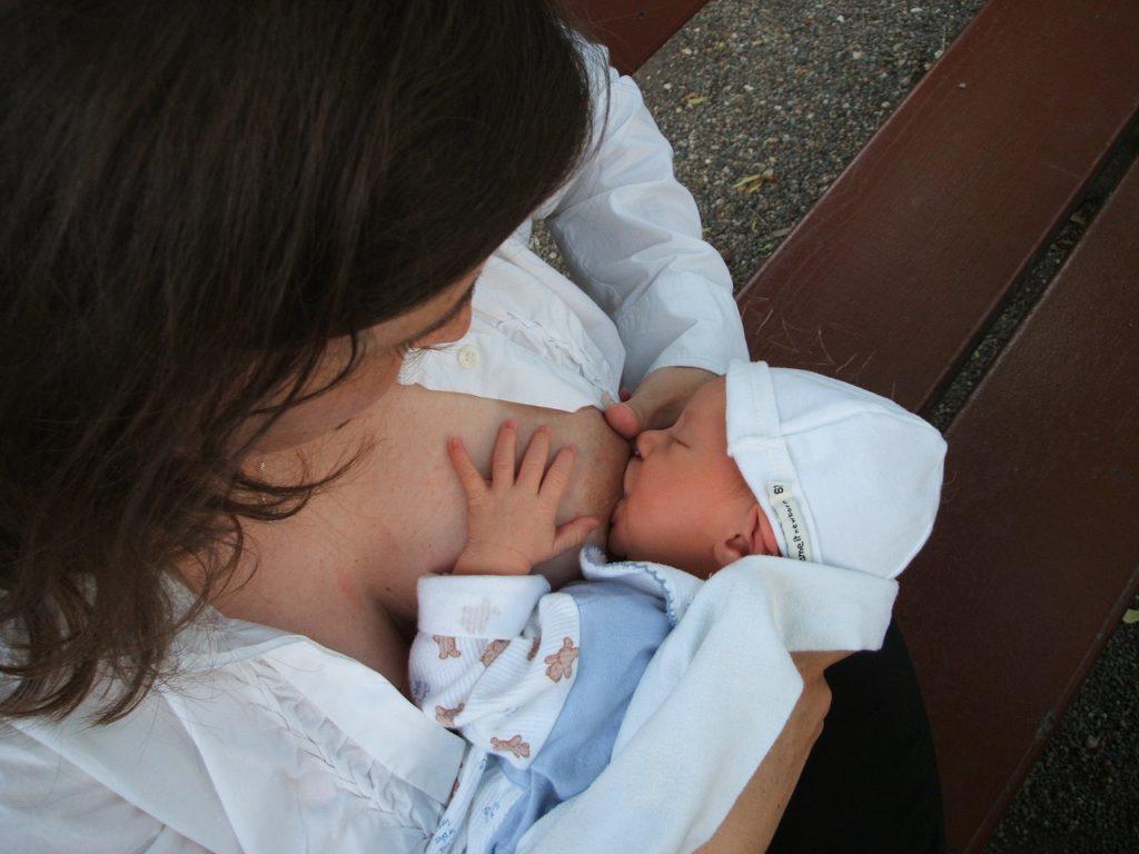 """El """"boom"""" de la lactancia materna en España"""