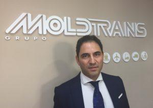 Imagen 2 Daniel Rodríguez Director de la división de transporte marítimo y aéreo del Grupo Moldtrans