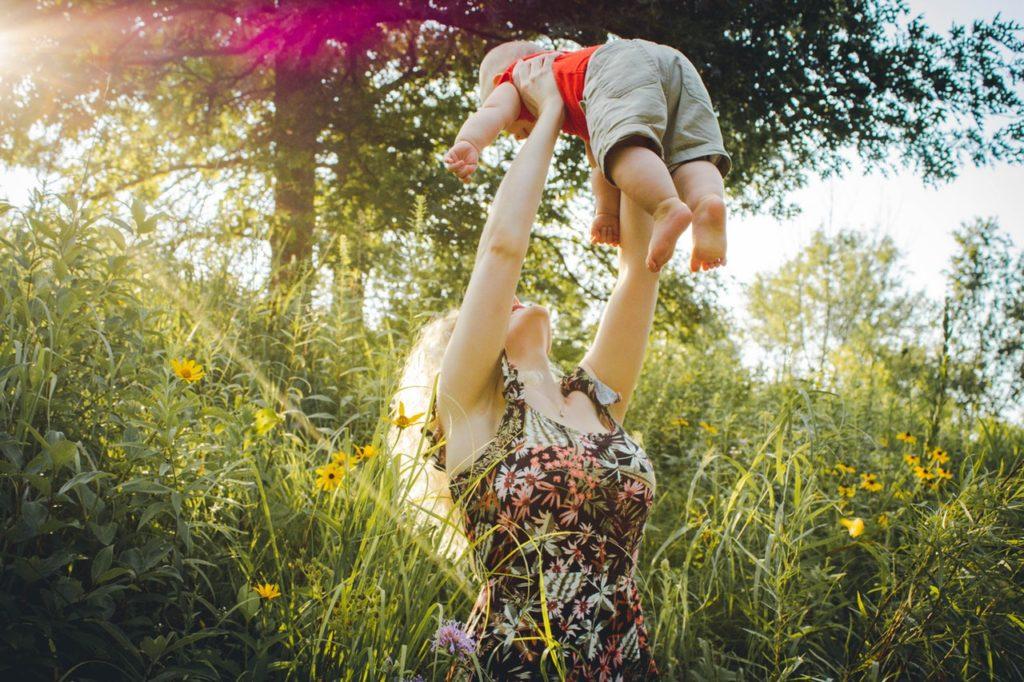 ¿Cómo afecta la primavera a los bebés?