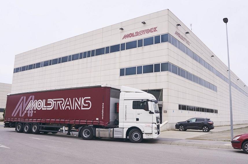 El Grupo Moldtrans mantiene su actividad para garantizar el flujo de mercancías a la cadena de suministro