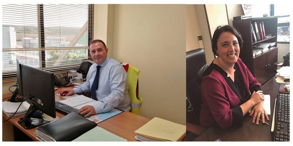El Grupo Moldtrans anuncia nuevos nombramientos en dos delegaciones
