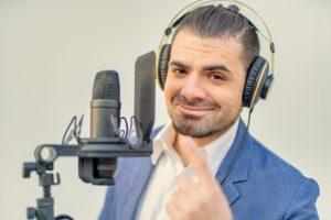 Ivan Patxi - autor del libro 'Objetivo Podcast' - 1