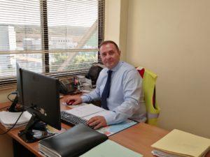 JUAN PEDRO ORTUÑO - NUEVO DIRECTOR MOLDTRANS ALICANTE