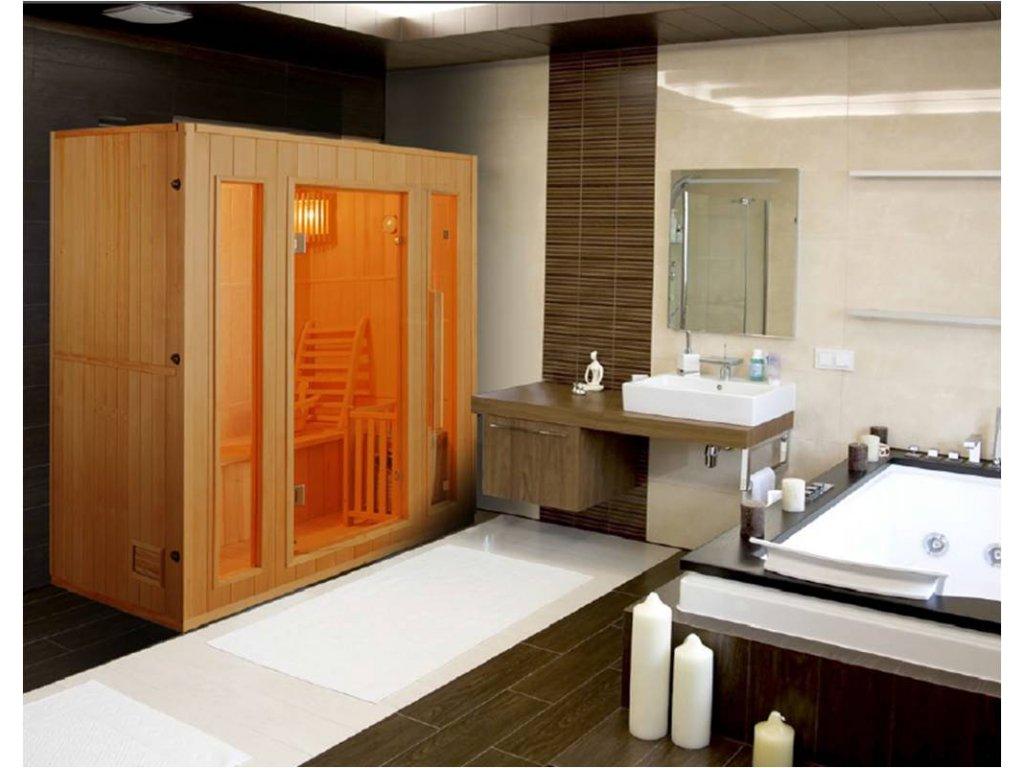 Las saunas en casa se convierten en una alternativa al cierre de gimnasios, spas y centros de estética por la COVID-19