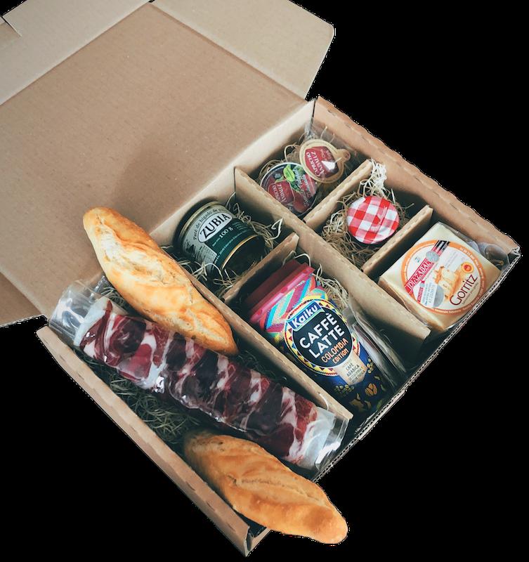 Los desayunos a domicilio sustituyen a las comidas y cenas de empresa canceladas por la COVID-19