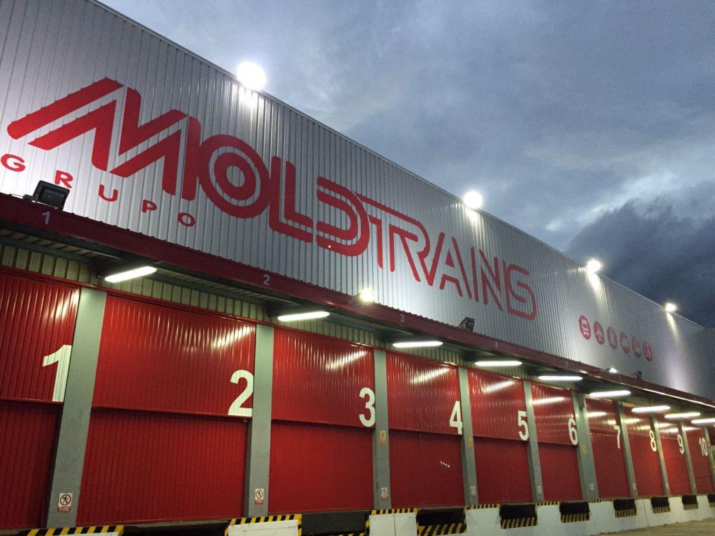 Imagen 1 NOTA DE PRENSA - El servicio de transporte terrestre diario del Grupo Moldtrans con Italia cumple 20 años